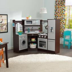 Kidkraft Ultimate Corner Play Kitchen Set White Playset