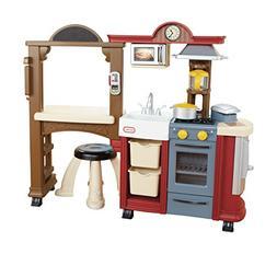 Little Tikes Tikes Kitchen and Restaurant - Red