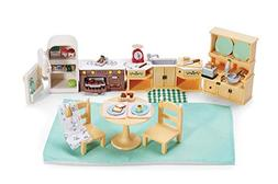 Calico Critters : Kitchen Se & accessories