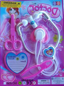 Kole Pretend Play Imports Girls Doctor Playset