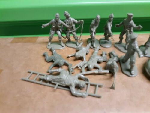 Matchbox Commandos Play Set