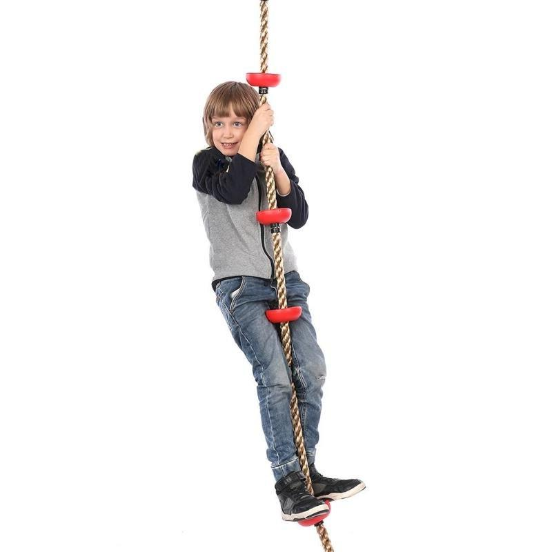 1 Jungle Gym Climbing with and Disc Seat for Outdoor <font><b>Set</b></font> Seat