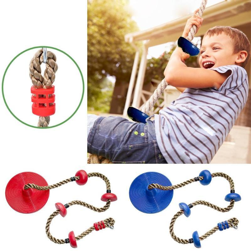 1 Climbing Rope Platforms and <font><b>Swing</b></font> for <font><b>Set</b></font> Accessories Seat Toy