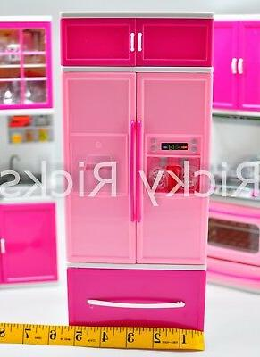 1 Set Girls Playset Cocina