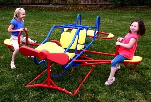Lifetime 151110 Airplane Teeter Colors