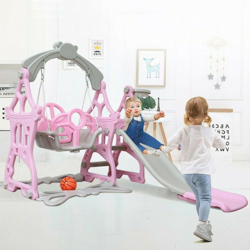 Indoor Kids Playground Swing