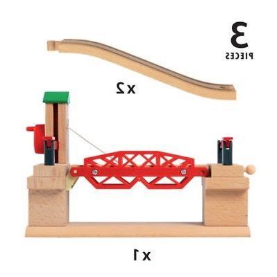BRIO Lifting Bridge Add-On