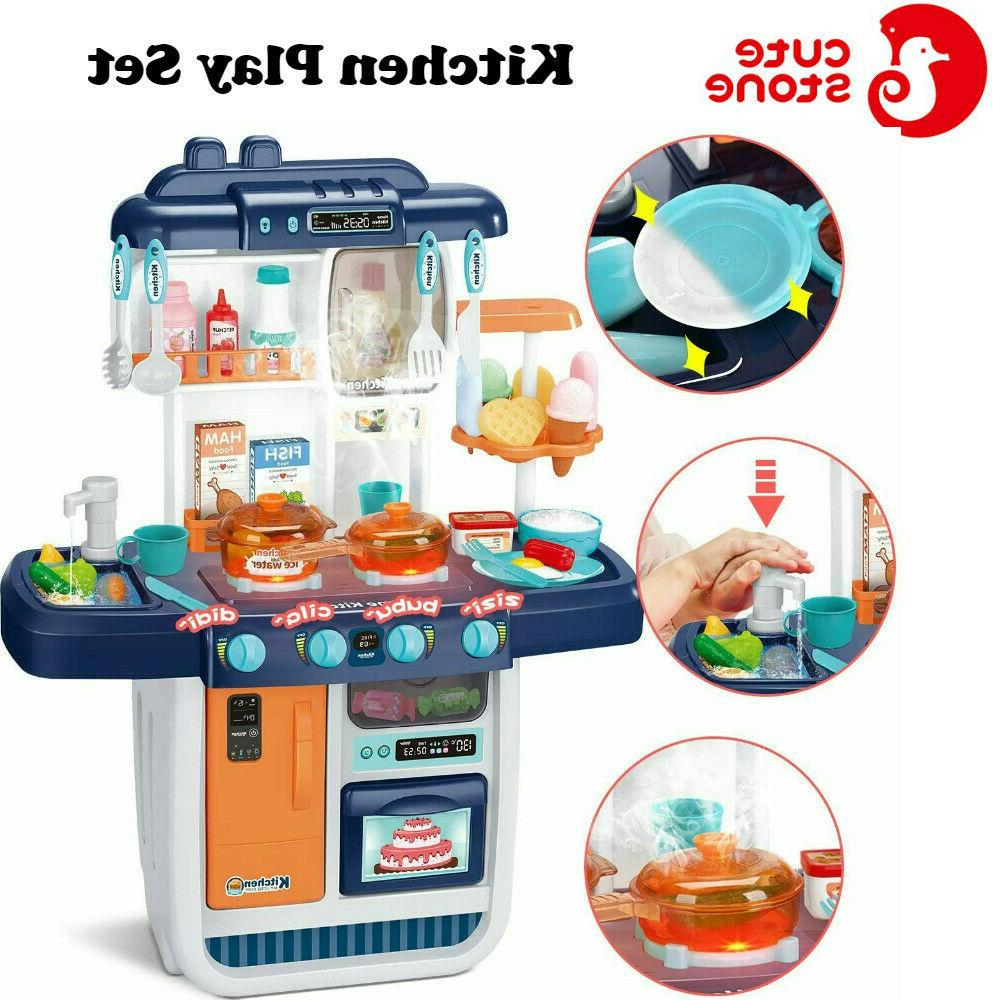 35 pcs kitchen play set pretend baker