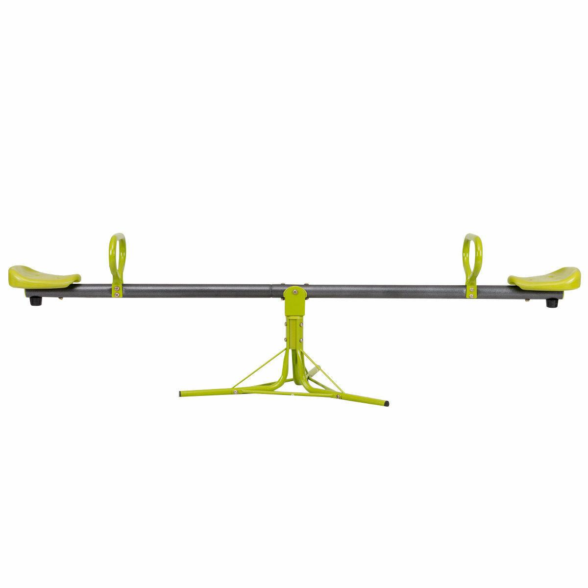 360 Degree Outdoor Kids Seesaw Swing Playground Play