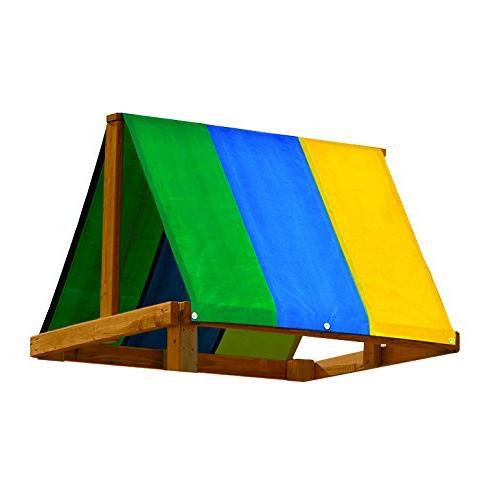 Multi-Color Swing Tarp, Multicolor