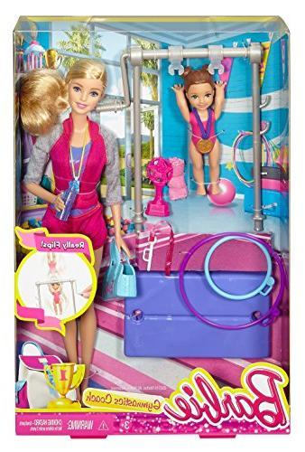 Barbie Coach &