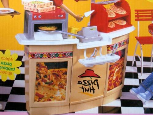 Barbie HUT Restaurant Playset