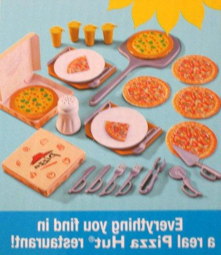 Barbie Pizza HUT Restaurant