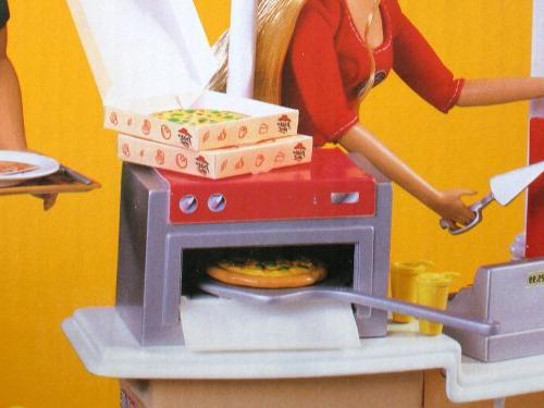 Barbie Pizza Playset