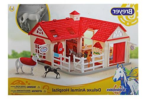 Breyer Stablemates Deluxe Hospital Set