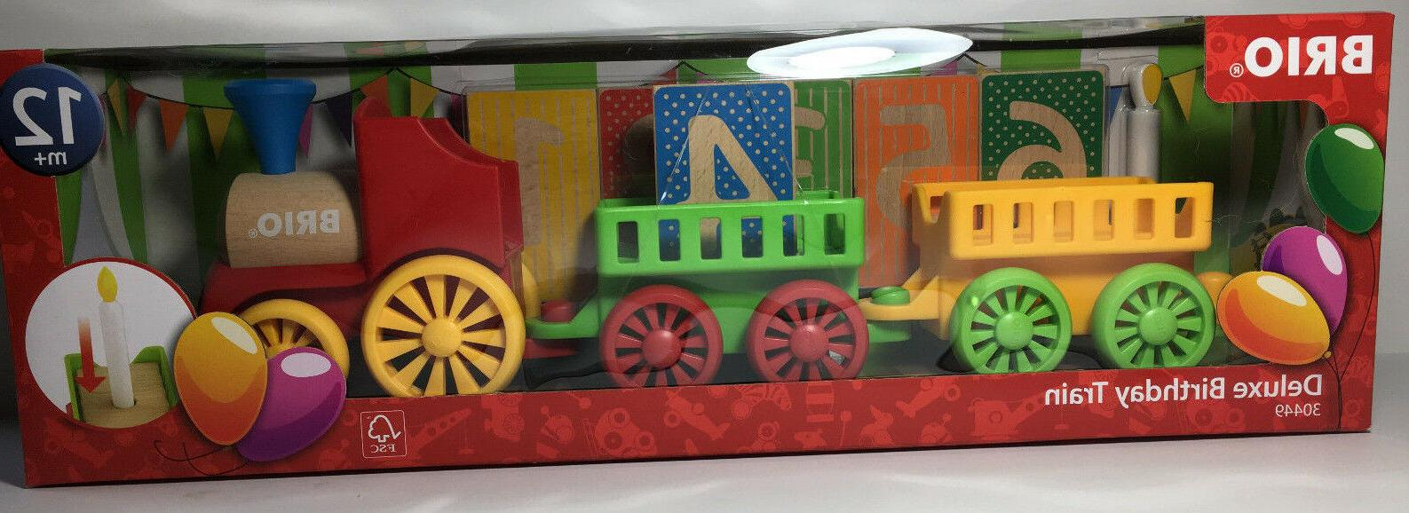 Brio - Deluxe Birthday Train