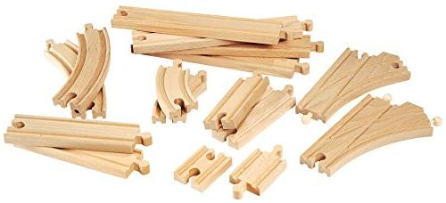 Brio Wooden Track Train - with European Beech Wood