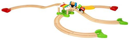 Brio My First Beginner Train Set - with and with Wooden Sets