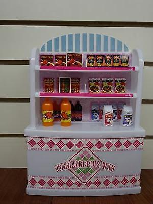Gloria, Barbie Doll House Furniture/ Supermarket