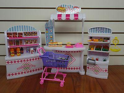 Gloria, Barbie Doll Furniture/ Supermarket