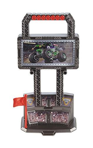 Hot Wheels Monster Crash Carry Play