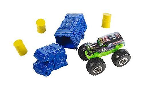 Hot Wheels Crash and Play Set