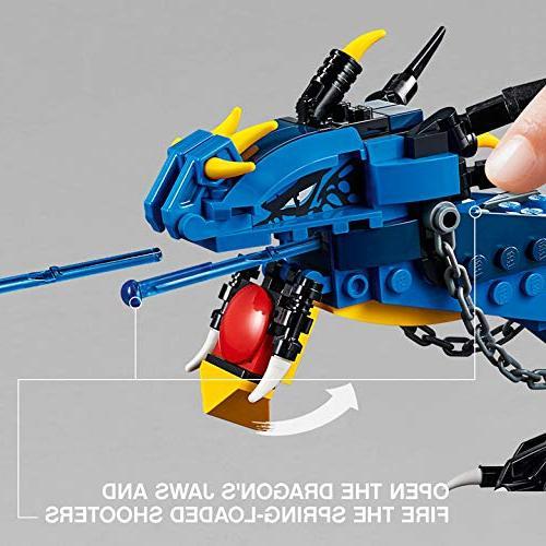 LEGO NINJAGO Masters Spinjitzu: Toy Building Blue for