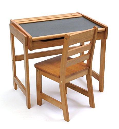Strange Lipper International 554P Childs Chalkboard Desk And Chair Short Links Chair Design For Home Short Linksinfo