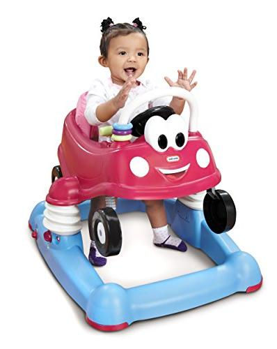 Little Tikes Princess Cozy Coupe 3-in-1 Mobile Entertainer,