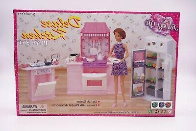 My Fancy Life Deluxe Kitchen Play Set