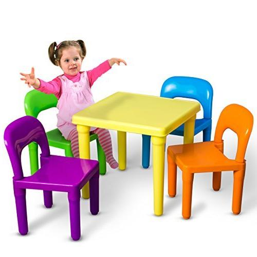 OxGord Table Chairs