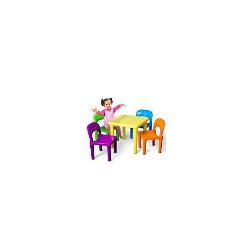 OxGord Kids Table Set