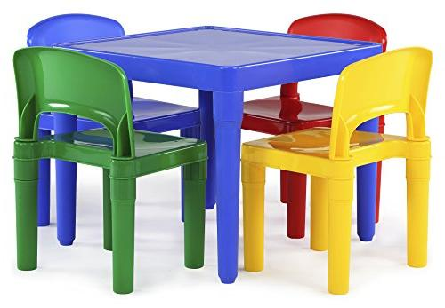 Tot Tutors Table and Chairs Set,