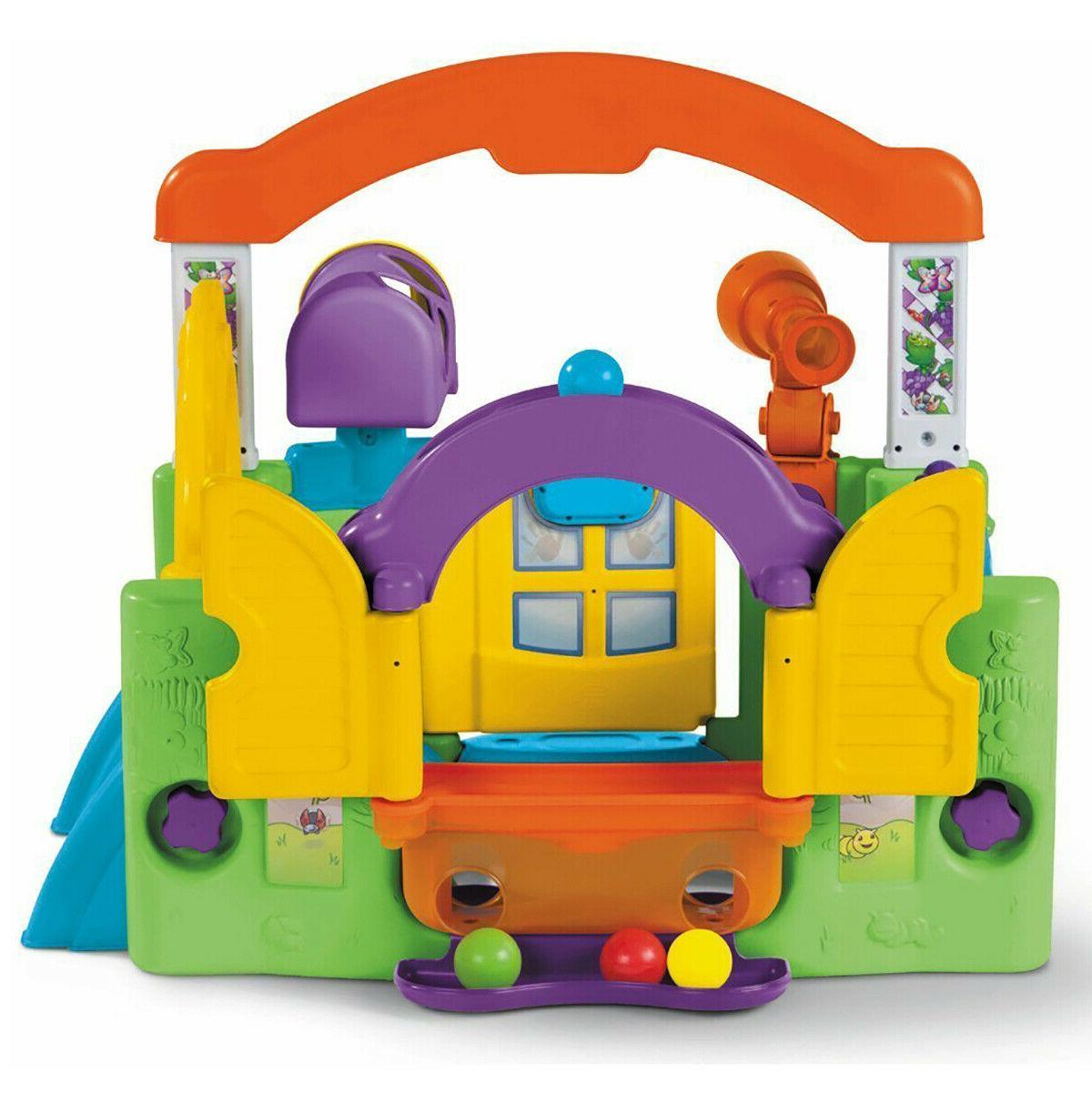 Little Activity Playhouse Shipping