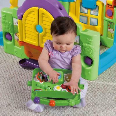 Activity Playhouse Developmental Infant Toddler
