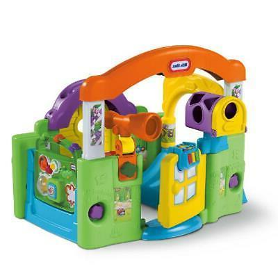Activity Garden Playhouse Developmental Infant Toddler Plays