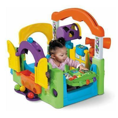 Activity Garden Playhouse Developmental Infant Multicolor