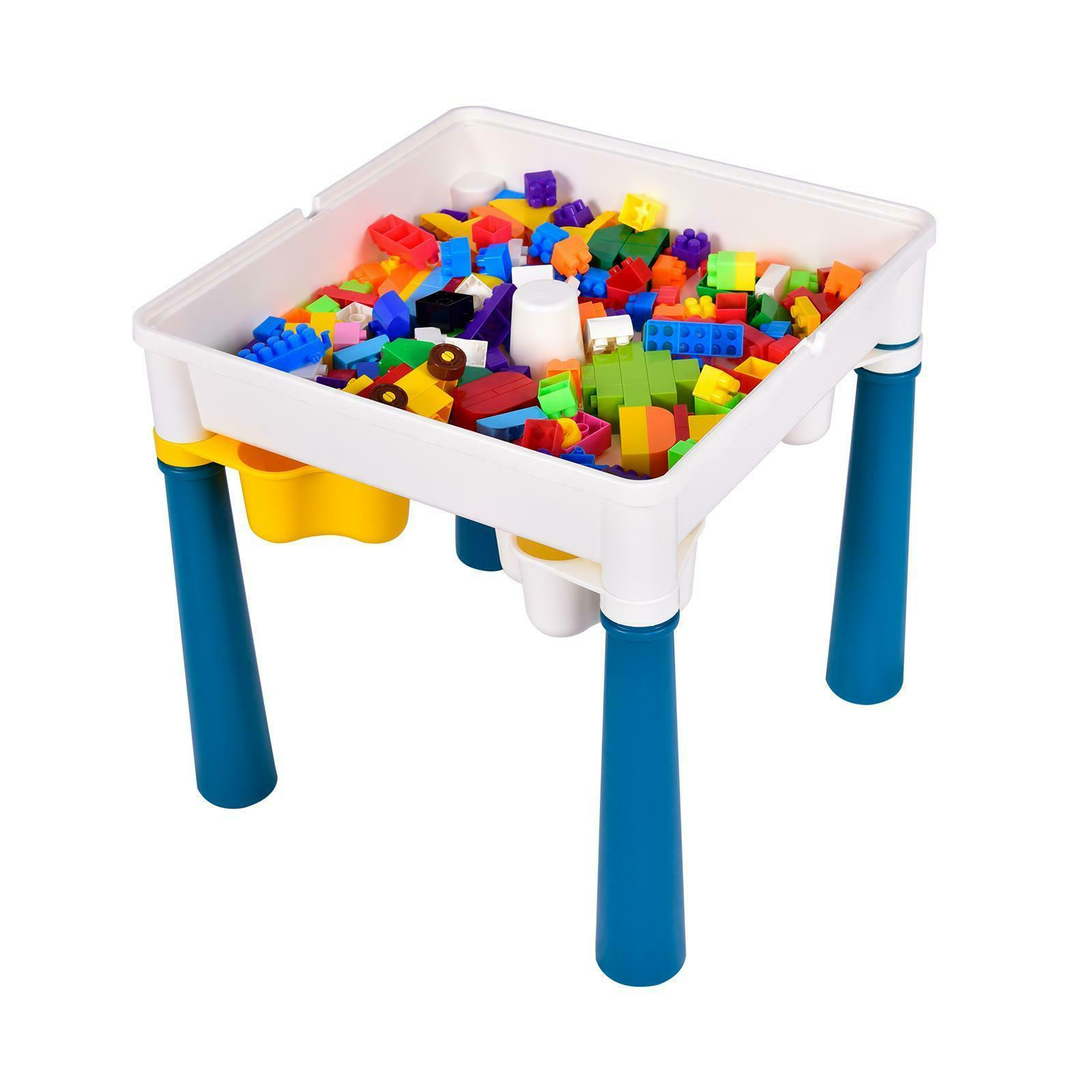 Activity Table For 128Pcs Block Table