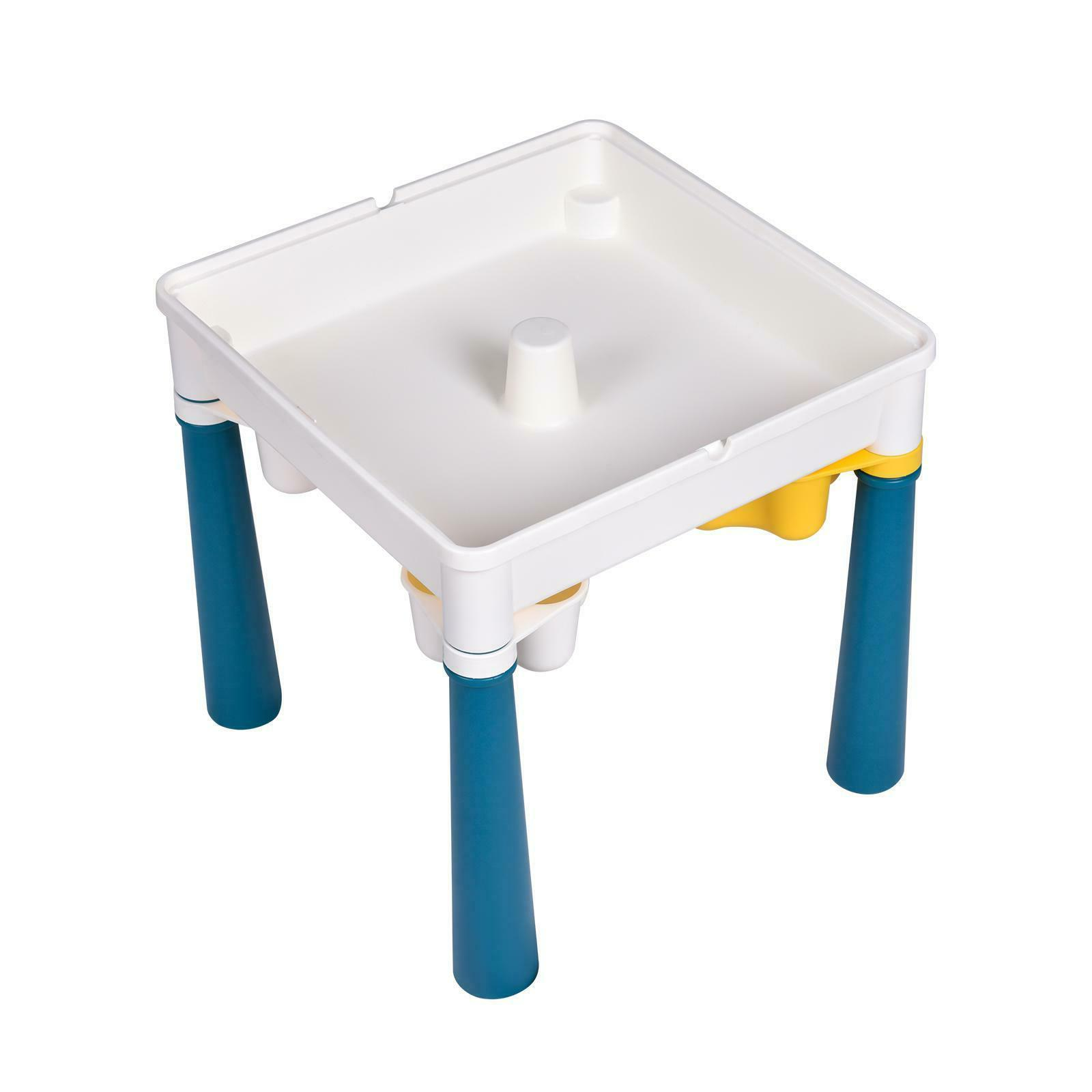 Activity Set For Block Furniture Table W/ Chair