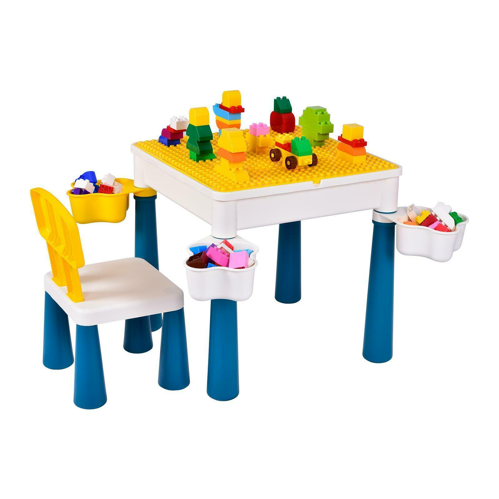 Activity Play For Block W/ Chair