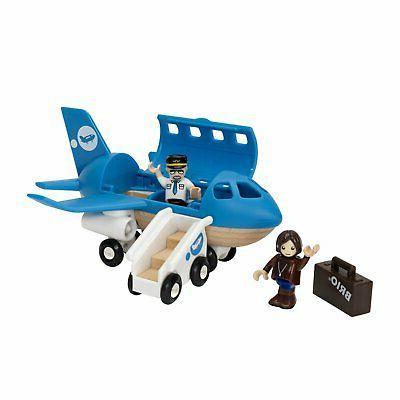 airplane boarding play set