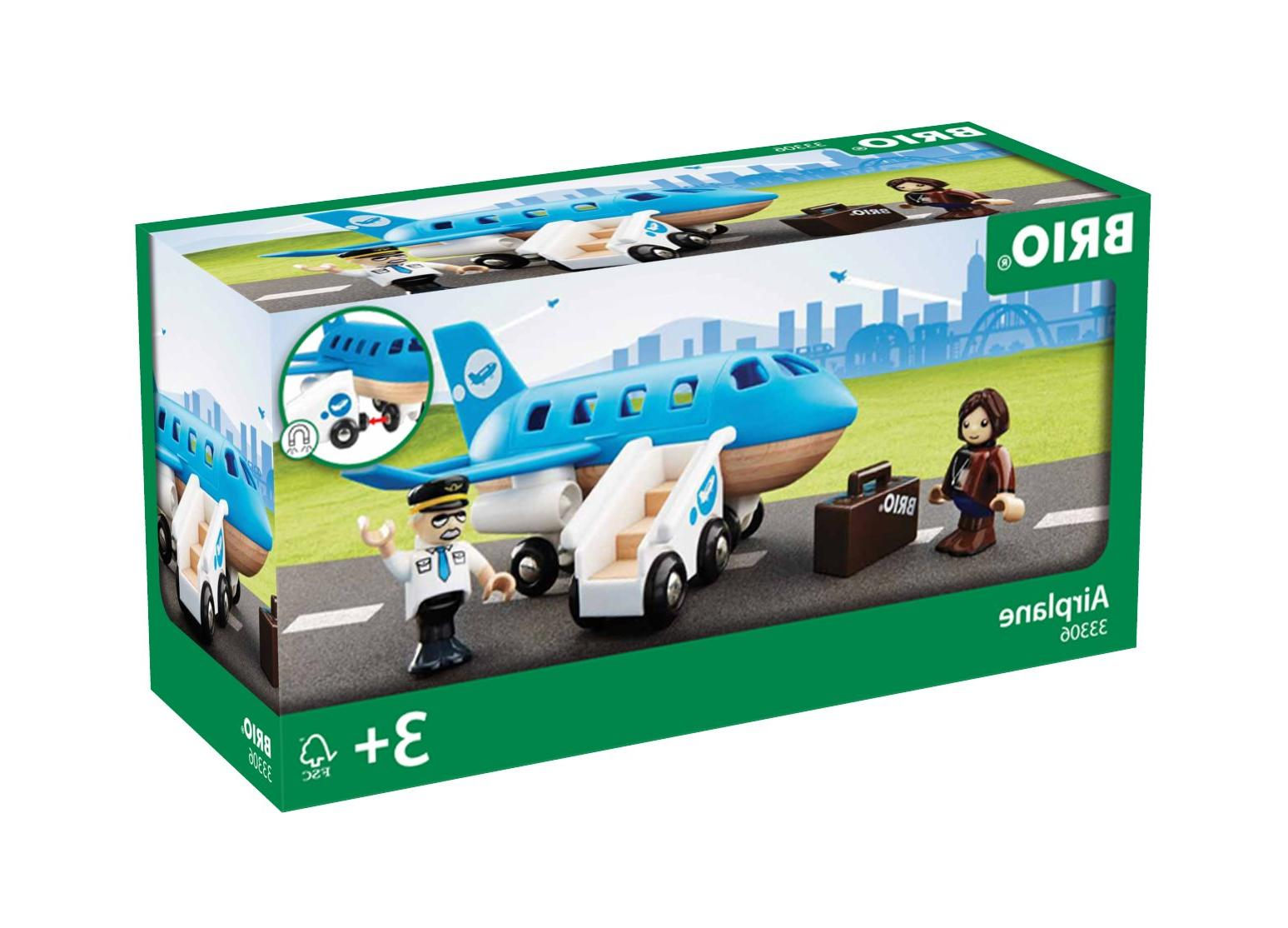 airplane boarding playset toy