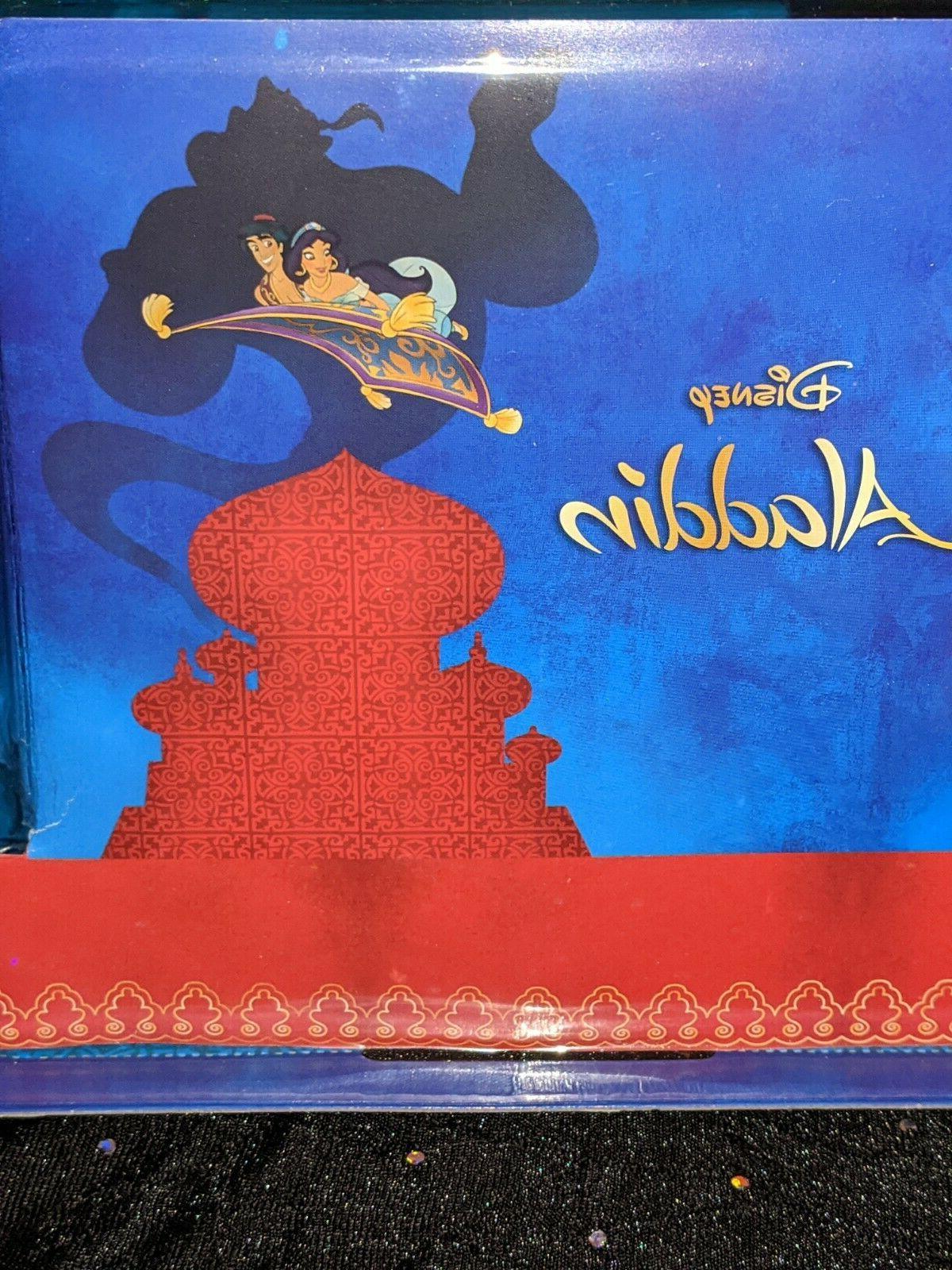 Deluxe Jasmine, Genie, Jafar