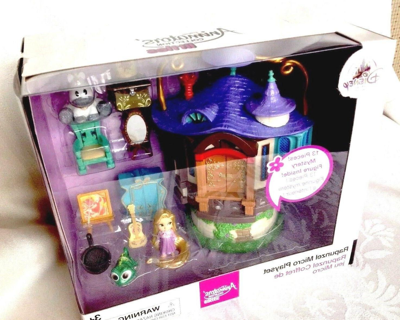 animators collection littles rapunzel micro play set