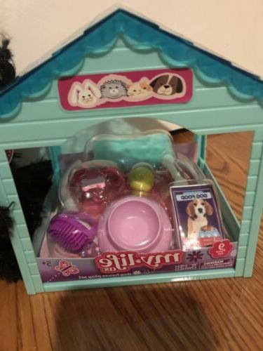 My life as Dog House Play Set, Rescue w/ Magnetized Ball