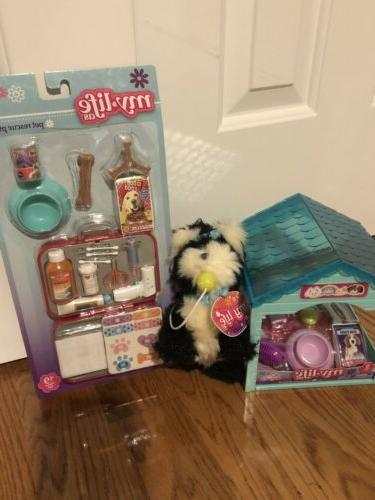 as dog house play set pet rescue