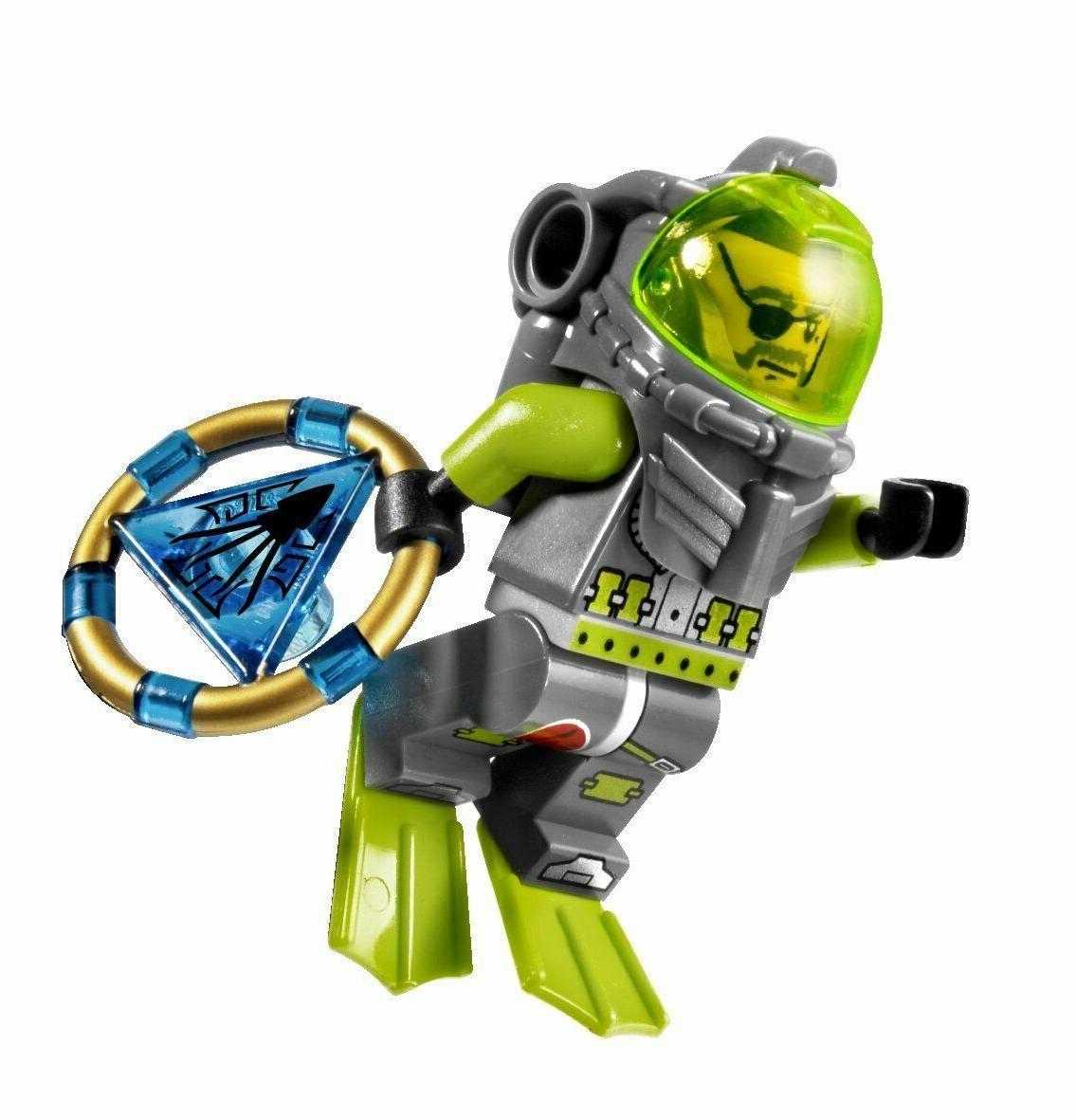 LEGO® Atlantis - Wreck Raider 8057 NEW
