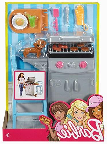 Barbie BBQ &