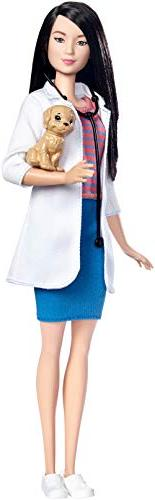 Barbie Pet Vet Doctor Fashion Doll - Chinese