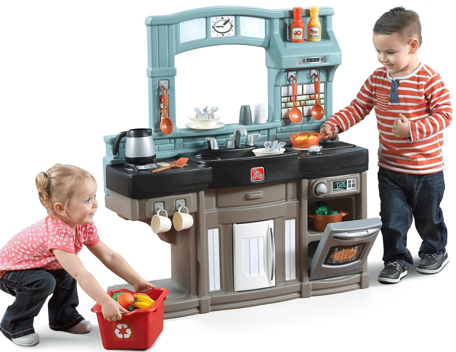 Step2 Best Chef's Play Kitchen 25 Accessory Play